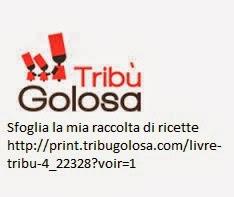 """Libro su """"Tribù Golosa"""""""