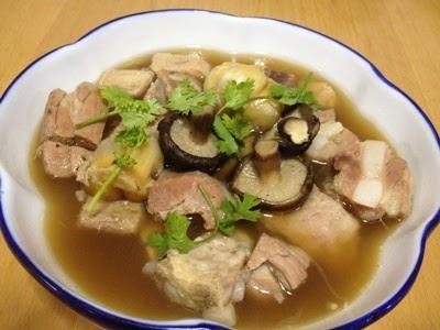 rainbowdiary: Recipe - Bak Kut Teh (Pork Ribs Soup)