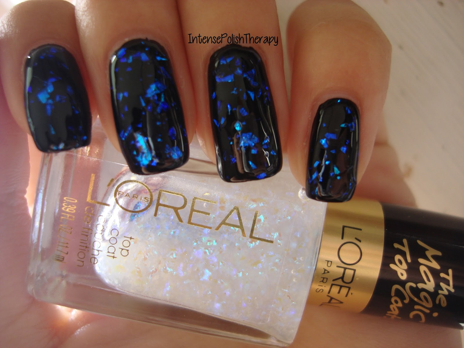 Loreal Holographic Nail Polish - Creative Touch