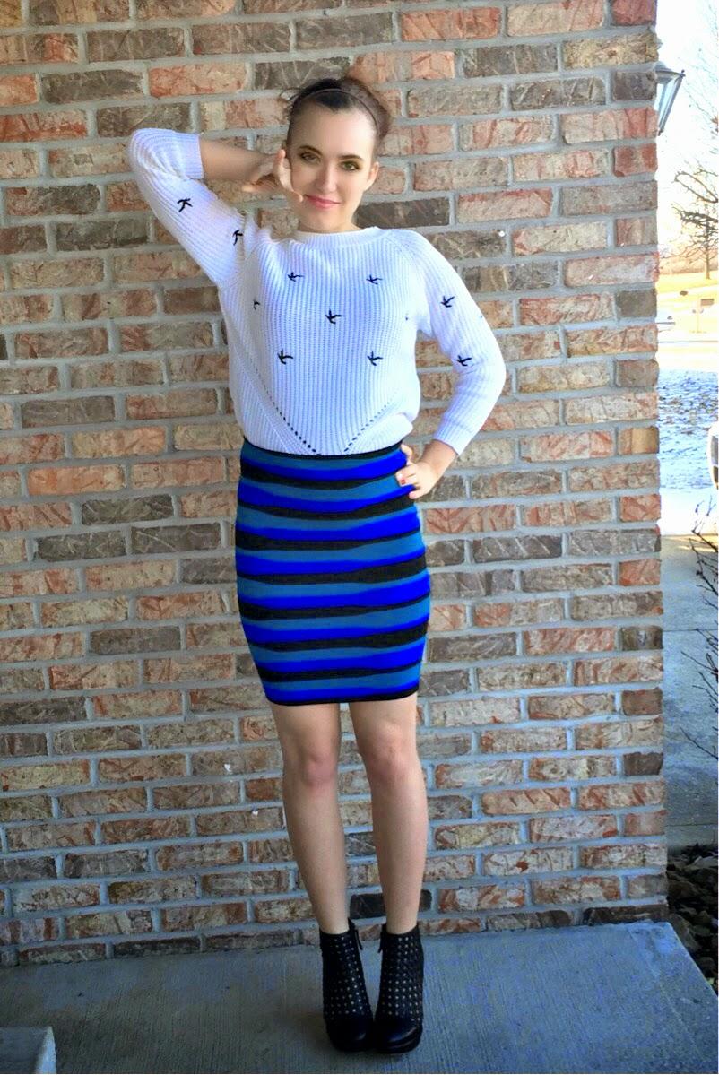 cute-short-skirt-look