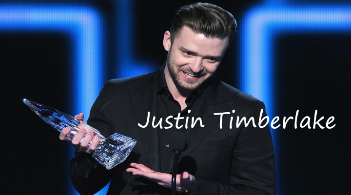 Justin Timberlake covers