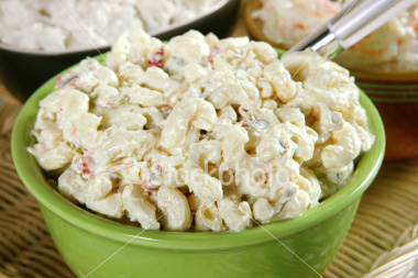 Cinny on the Scale: Cold Tuna Macaroni Salad