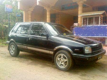 Mobil Bekas Dibawah 20 Jt Dijual Suzuki Forsa Th 86 Ponorogo