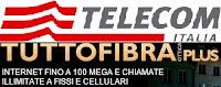 Tariffa Telecom Italia per i clienti di Milano: TuttoFibra Plus