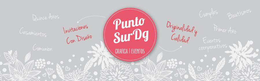 PuntoSur | Gráfica para Eventos