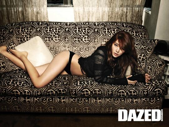 KoreanModel-Yoon Eun Hye