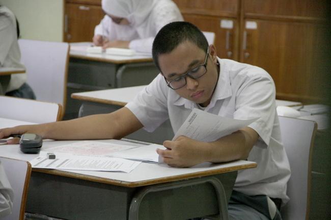 Image result for ujian nasional 2017