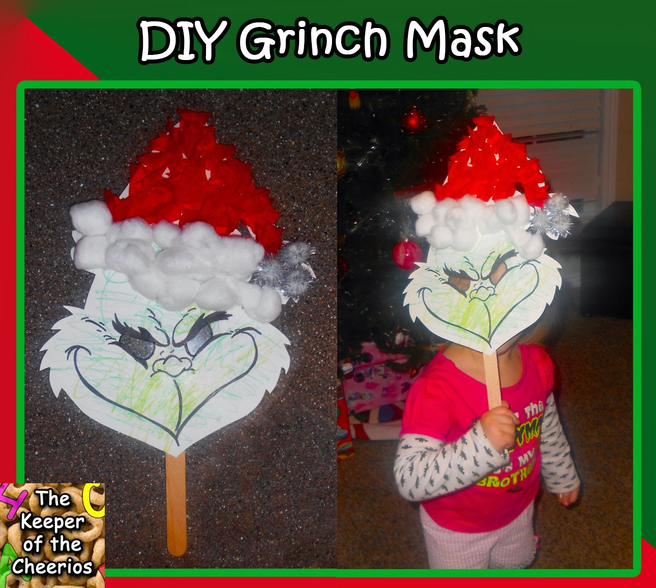 It is a graphic of Accomplished Free Printable Grinch Face Template