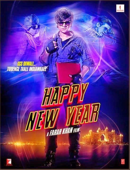 Vivaan Shah - Happy New Year HNY Movie Behind the scenes