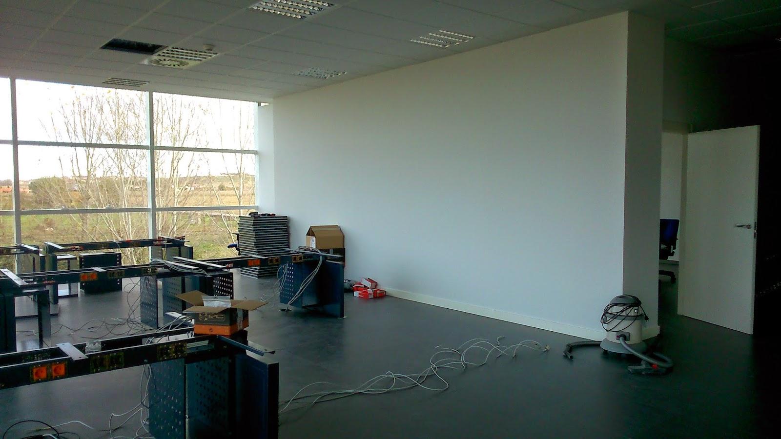 Exterior sala formación oficina Súmate Resan Modular
