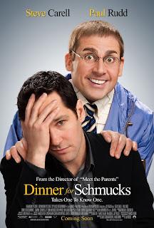 La cena de los Idiotas (Dinner for Schmucks) (2010)
