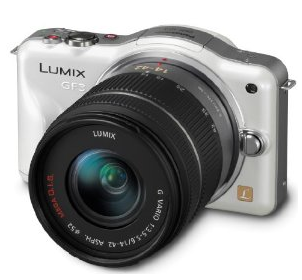 Digital SLR Camera Panasonic Lumix DMC-GF3 12 MP
