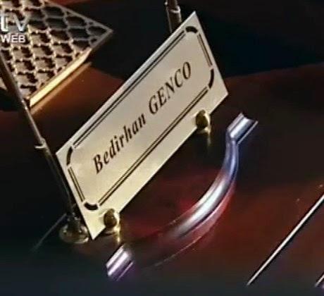 Bedirhan Genco.