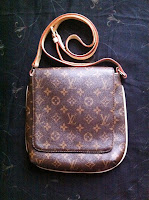 very rare LOUIS VUITTON