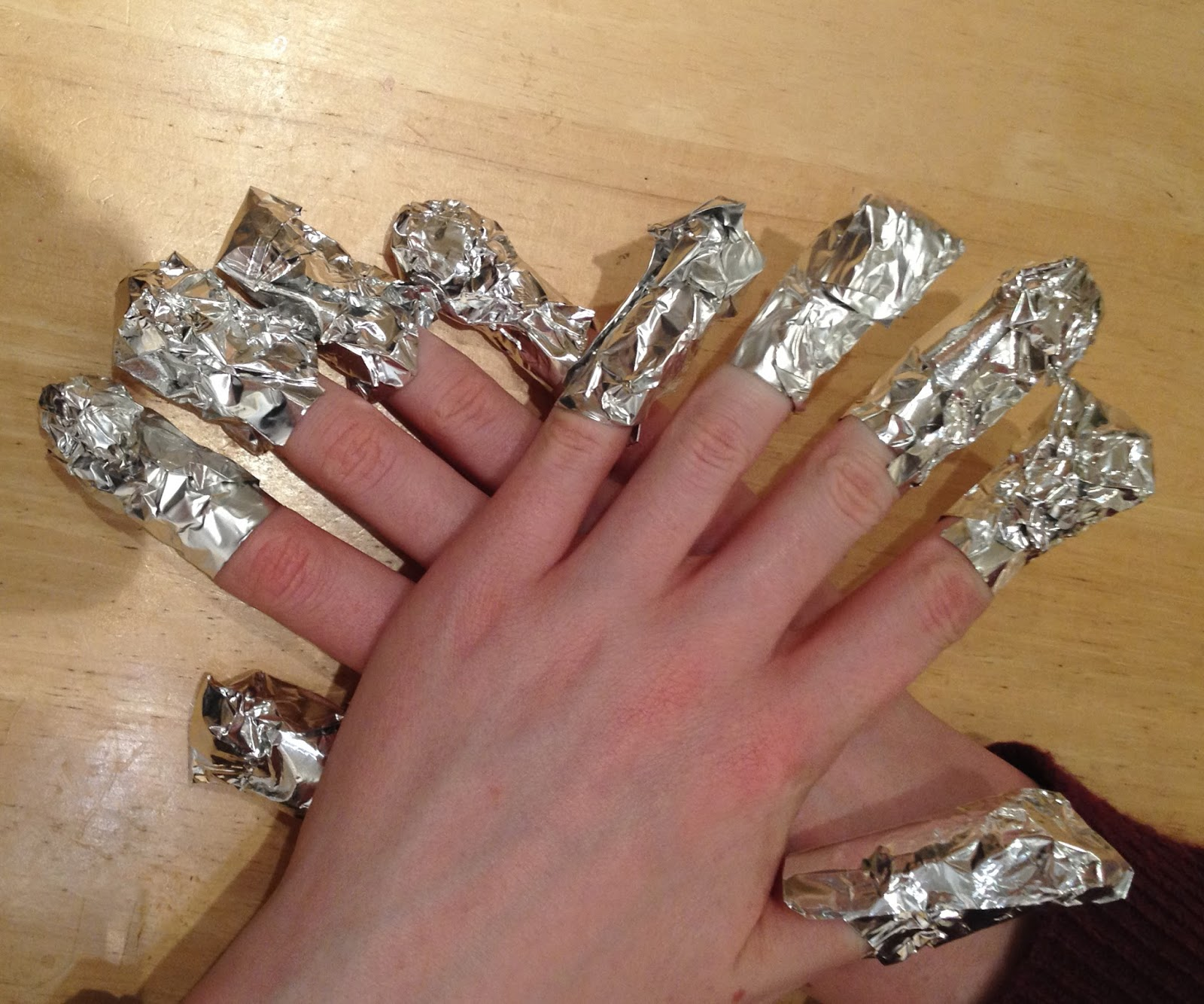 Remove gel nails fast