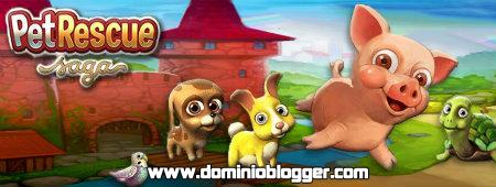 Jugar Pet Rescue Saga para Facebook