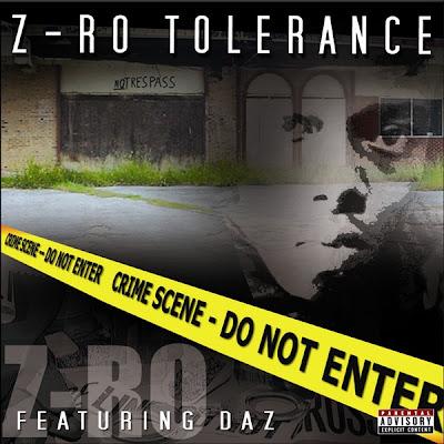 Z-Ro – Z-Ro Tolerance (CD) (2003) (320 kbps)