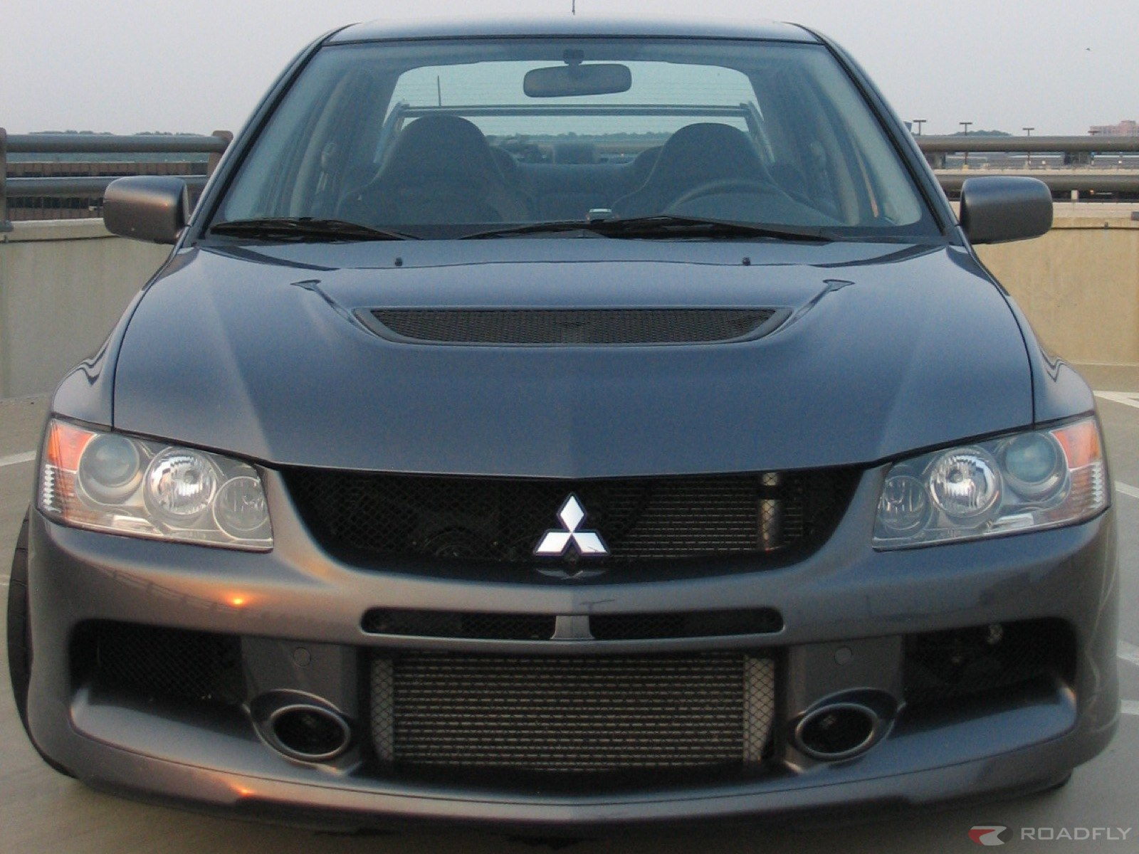 Mitsubishi Lancer Evo IX MR 870+Ps@11.000rpm (Boost 14psi)