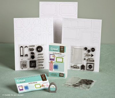 Cricut Artbooking Bundle