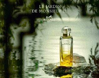 Perfumistico hermes le jardin de monsieur li for unissex - Hermes un jardin en mediterranee review ...