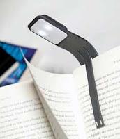 luce da lettura moleskine