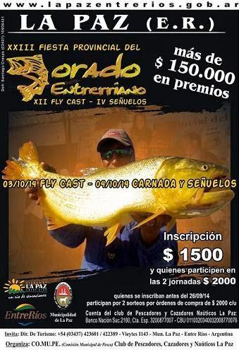 A días de la nueva edición de Fiesta del Dorado
