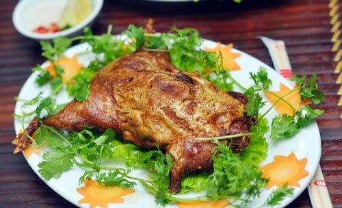 Mice Meat in Phú Yên Province (Thịt Chuột Đồng Phú Yên)