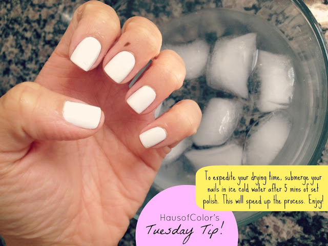 HausofColor's Tuesday Tip 09/18/2012