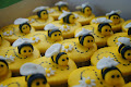 Birthday Cupcakes (Fondant)