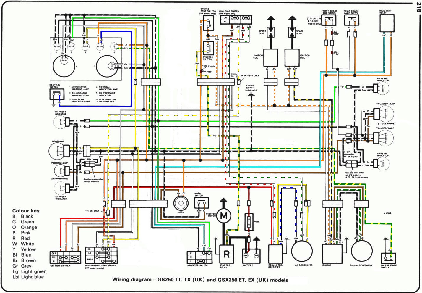 Suzuki Dr650 Wiring Diagram Detailed Diagrams 2006 Sv650 Schematic U2022 For Free Kawasaki