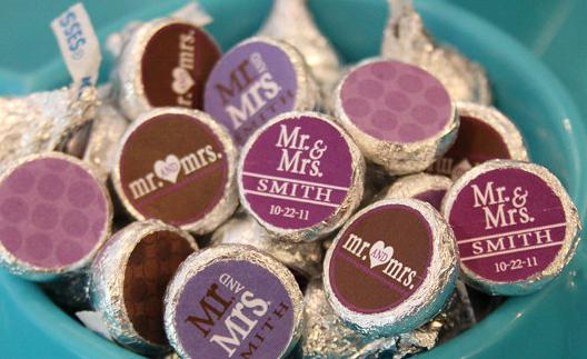 Wedding Favors Changing Ways