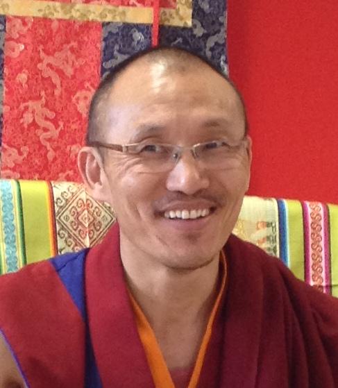 Khenpo Tenpa Yungdrung Rinpoche