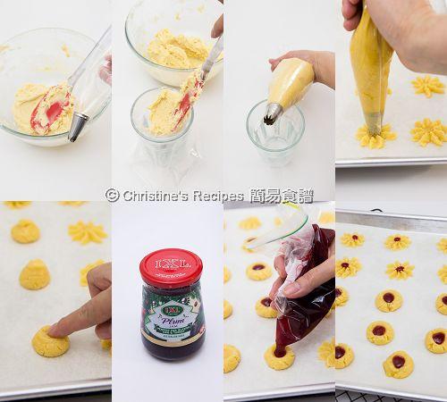 Butter and Jam Cookies Procedures02