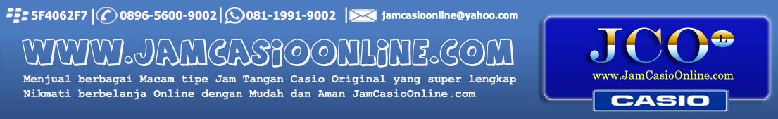 Jual Jam Tangan Casio Original