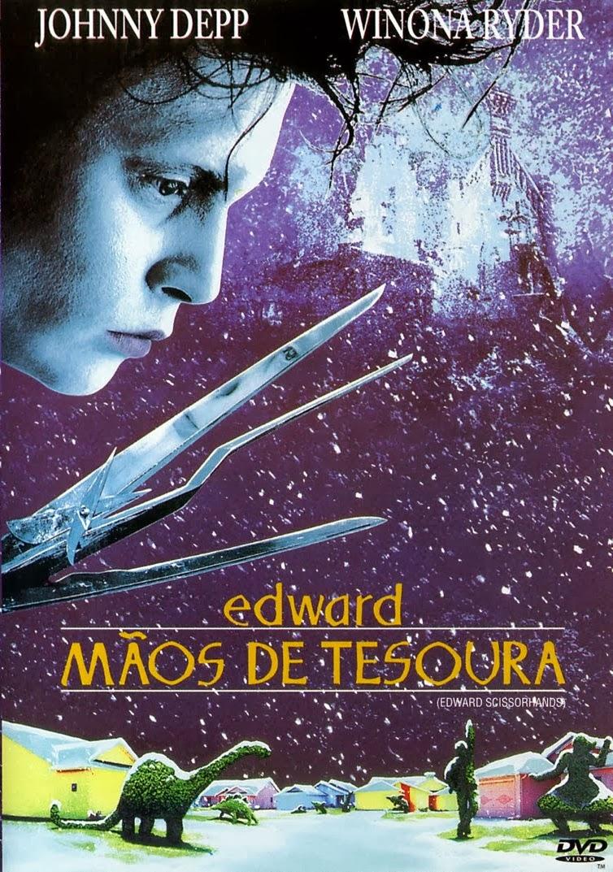 Edward Mãos de Tesoura – Dublado (1990)