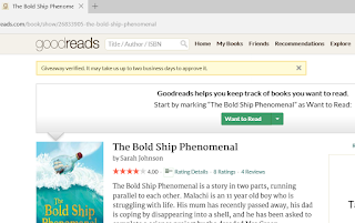 https://www.goodreads.com/giveaway/show/167820-the-bold-ship-phenomenal
