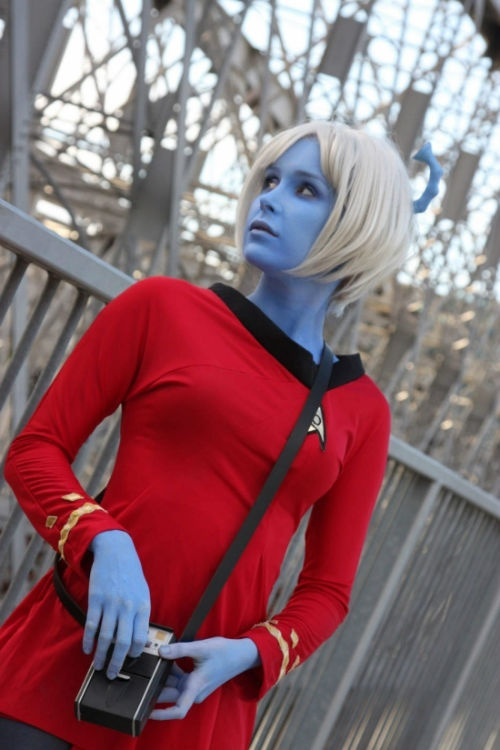 Star Trek Cosplay Girls