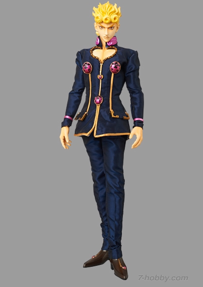 beautiful land of toys and hobbies  dui medicom rah 540 jojo u0026 39 s adventure giorno giovanna figure