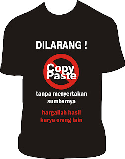 Logo Jangan Copy Paste