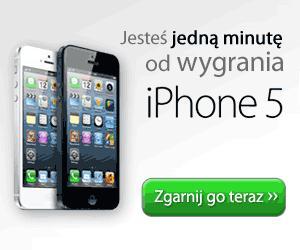 Konkurs iPhone 5 dla Ciebie