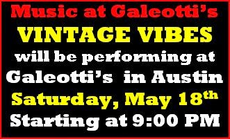 5-18 Music At Galeotti&#39;s