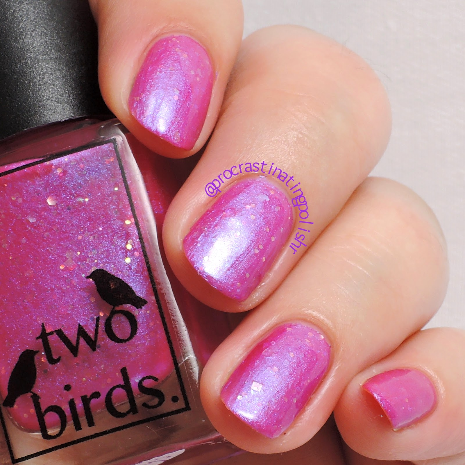 Two Birds Lacquer - A Thousand Julys
