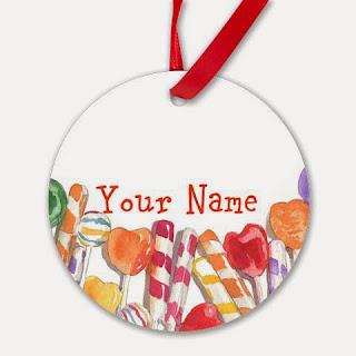 personalized ornament