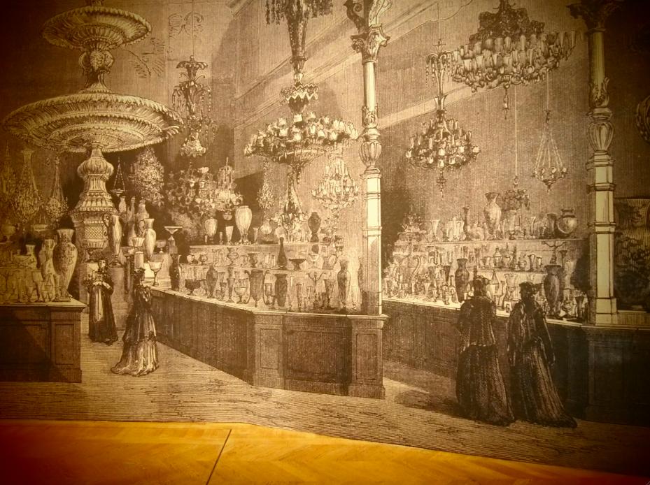baccarat vernissage exposition la l gende du cristal au petit palais madame r ve paris. Black Bedroom Furniture Sets. Home Design Ideas