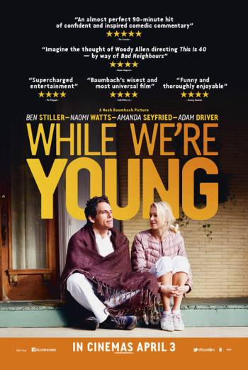 While We're Young 2014