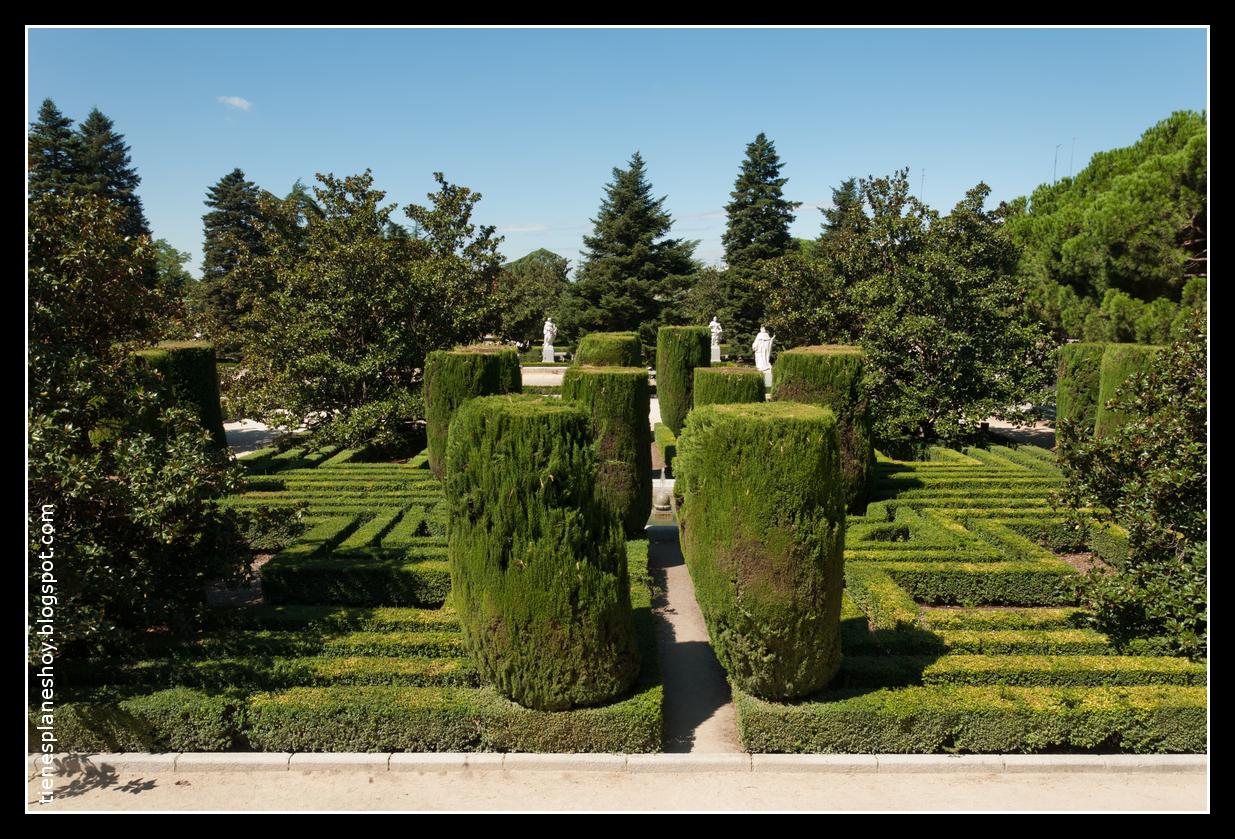Jardines de sabatini tienes planes hoy for Jardines sabatini conciertos