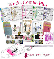 the SFD Works Combo PLUS
