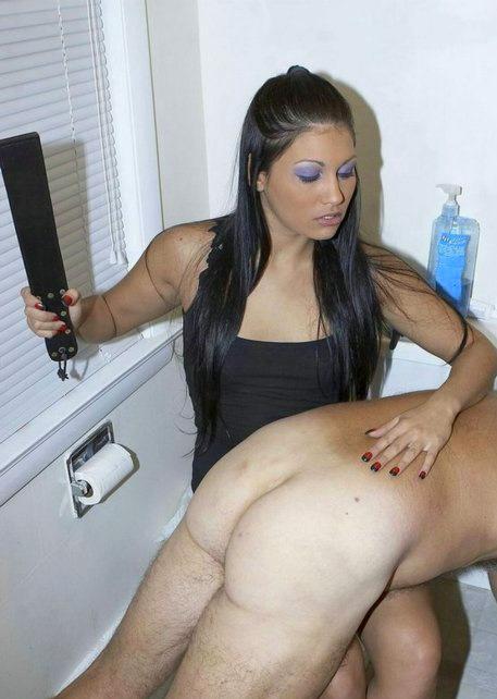 dominant women watching you