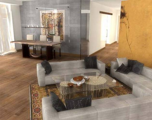 3D Home Interior Designs & Pictures !