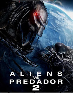 Capa - Aliens vs. Predador 2